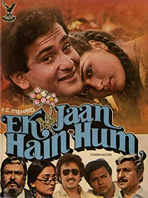 Where to stream Ek Jaan Hain Hum