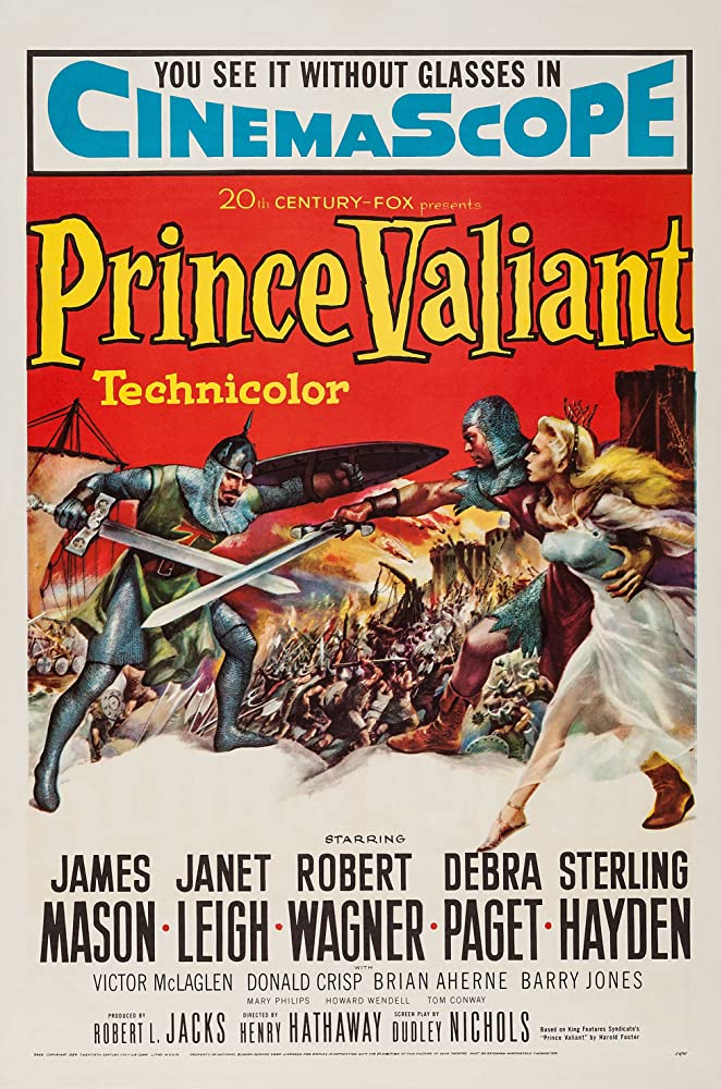 Prince Valiant (1954)