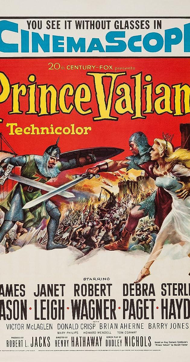 Prince Valiant (1954) - Prince Valiant (1954) - User Reviews