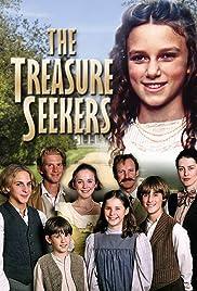 The Treasure Seekers Poster