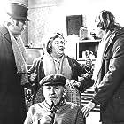 Frantisek Filipovský, Ludek Sobota, Jirí Sovák, and Stella Zázvorková in Co je doma, to se pocítá, pánové... (1980)