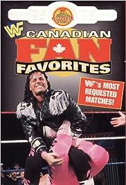 Canadian Fan Favorites Poster