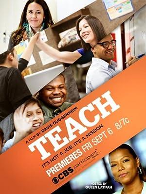 Where to stream Teach