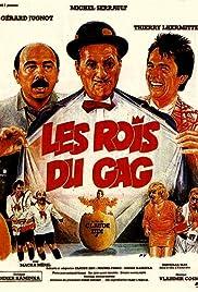 Les rois du gag Poster