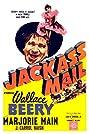 Jackass Mail (1942) Poster