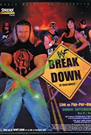 WWF Break Down Poster
