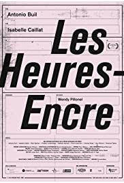 Les Heures-Encre Poster