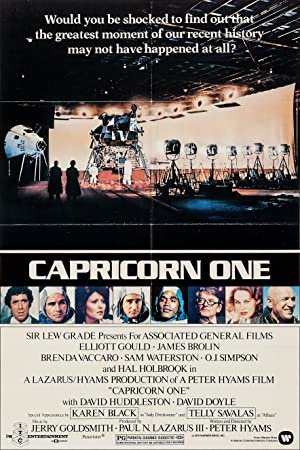 Where to stream Capricorn One