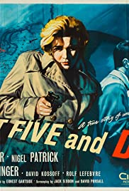 Count Five and Die Poster