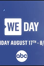 WE Day 2018 Poster