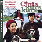 Zizan Razak, Tiz Zaqyah, and Aeril Zafrel in Cinta Kura Kura (2012)