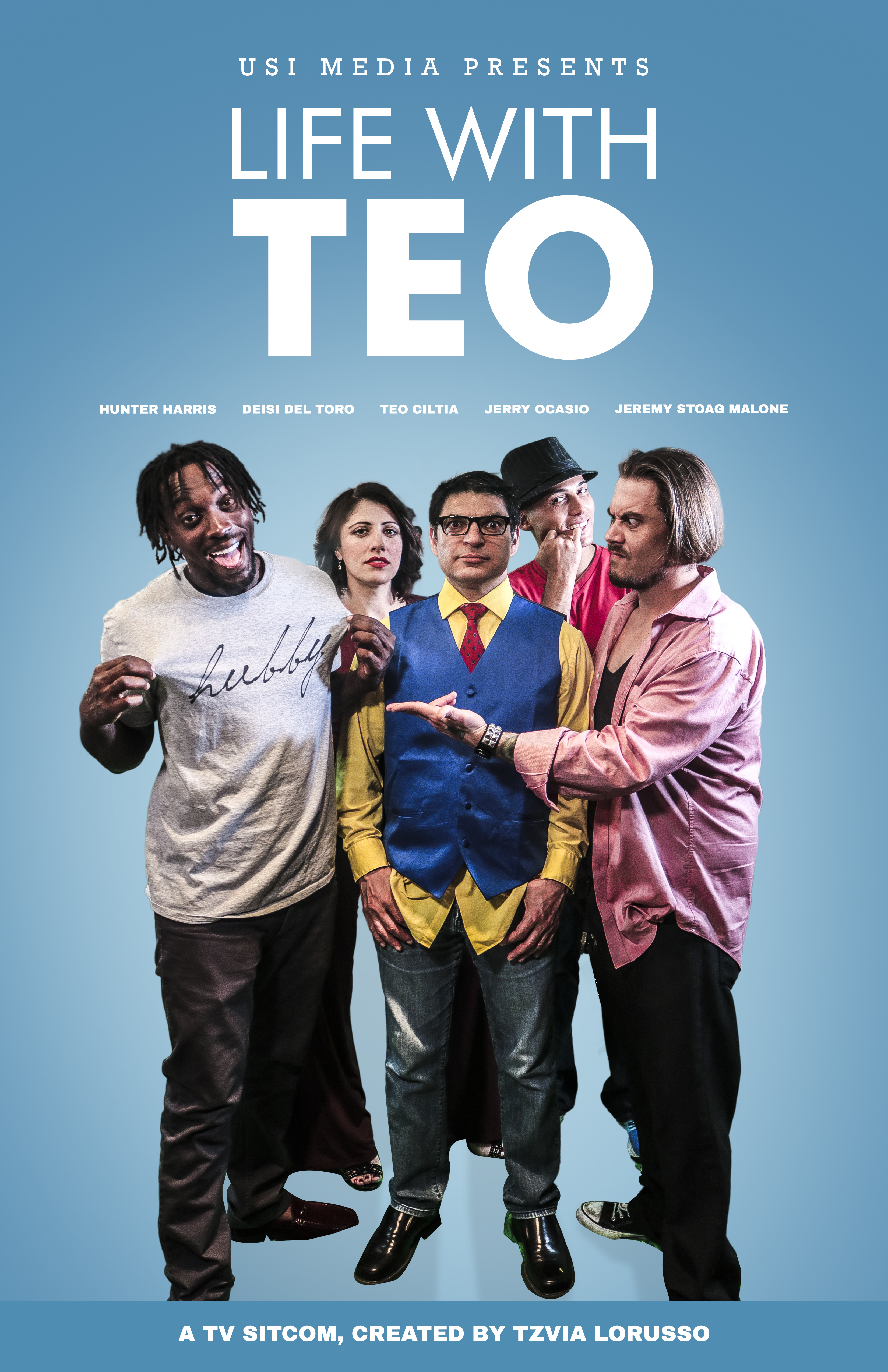 Life with Teo (2018)