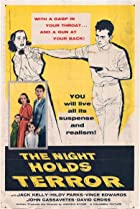 The Night Holds Terror (1955) Poster