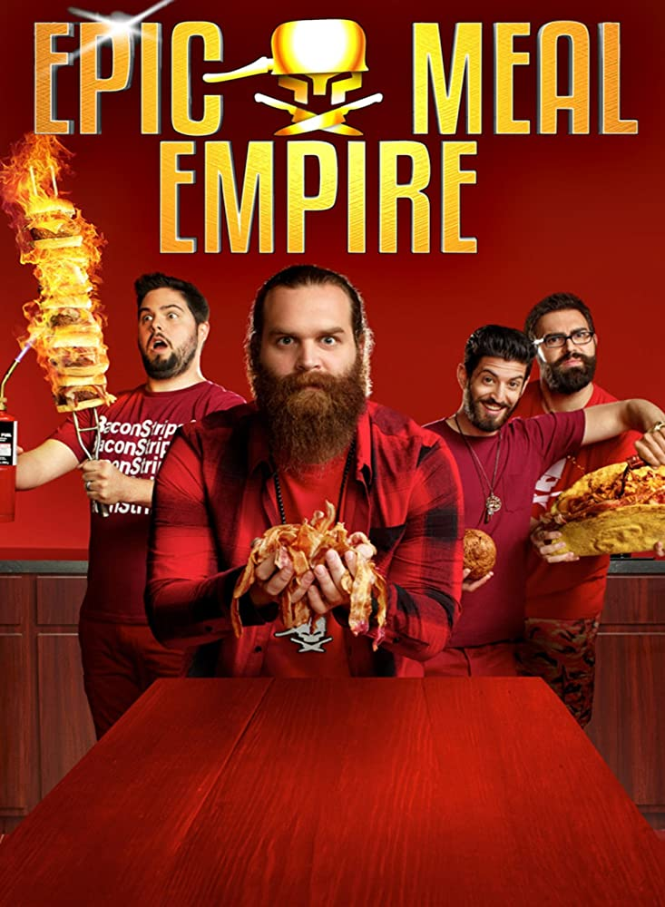 Epic Meal Empire (2014)