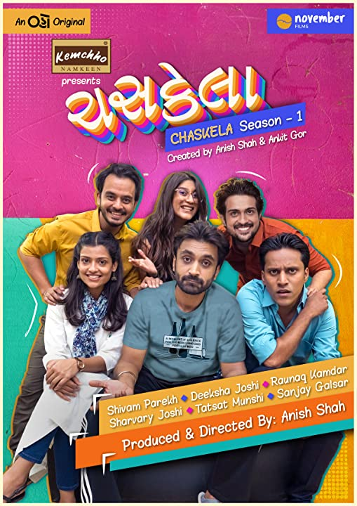 Chaskela 2021 Gujarati S01 Complete OHO Origianal Web Series 480p HDRip 350MB x264 AAC