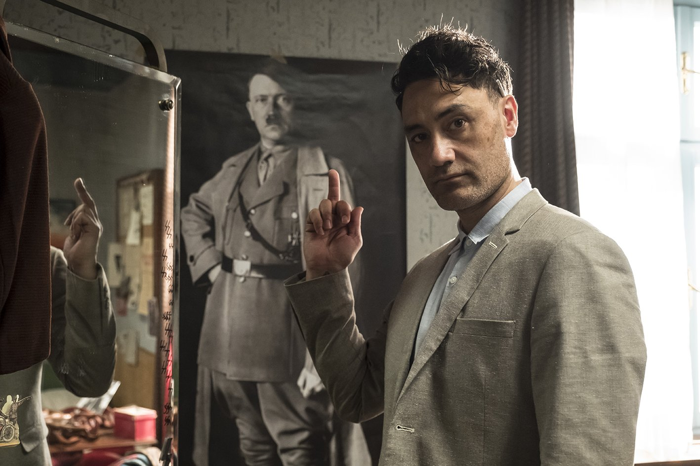 Taika Waititi in Jojo Rabbit (2019)