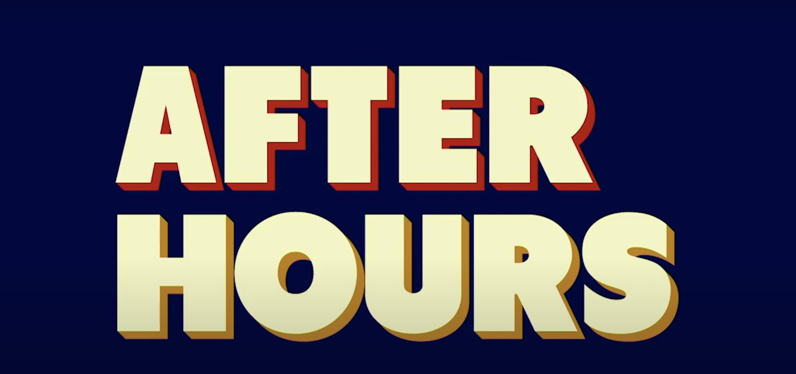 After Hours with Josh Horowitz (2018)