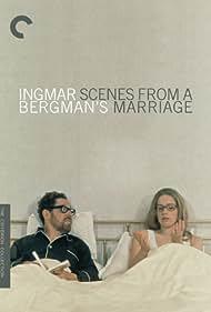 Erland Josephson and Liv Ullmann in Scener ur ett äktenskap (1974)