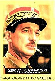Moi, général de Gaulle Poster