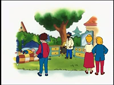 3d movie clips downloading Caillou's Neighborhood [mts]