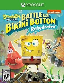 SpongeBob SquarePants: Battle for Bikini Bottom - Rehydrated (2020 Video Game)