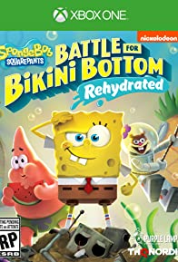 Primary photo for SpongeBob SquarePants: Battle for Bikini Bottom - Rehydrated