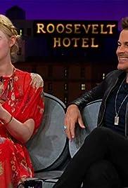 Rob Lowe/Elle Fanning/Blood Orange Poster