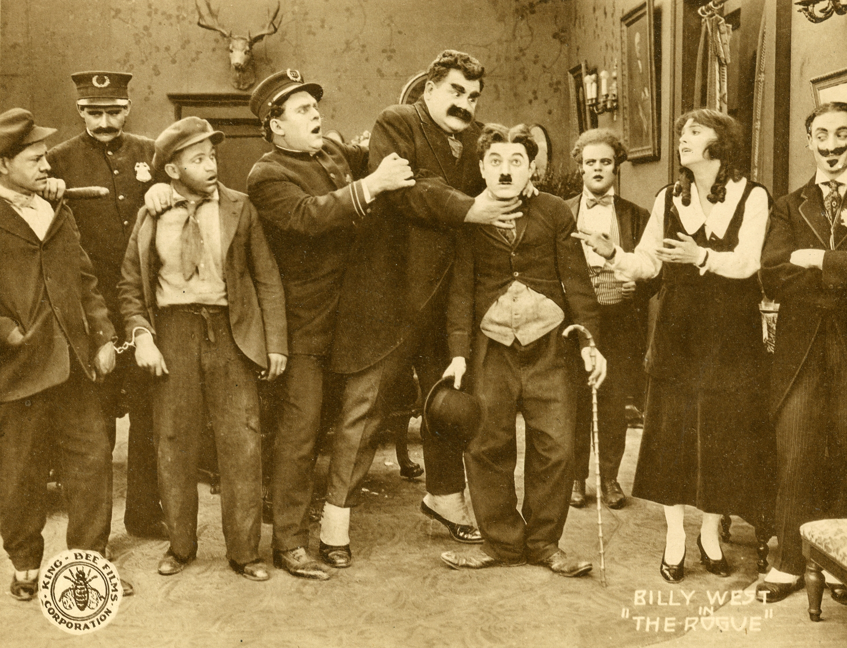 The Rogue (1918) - IMDb