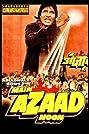 Main Azaad Hoon (1989) Poster