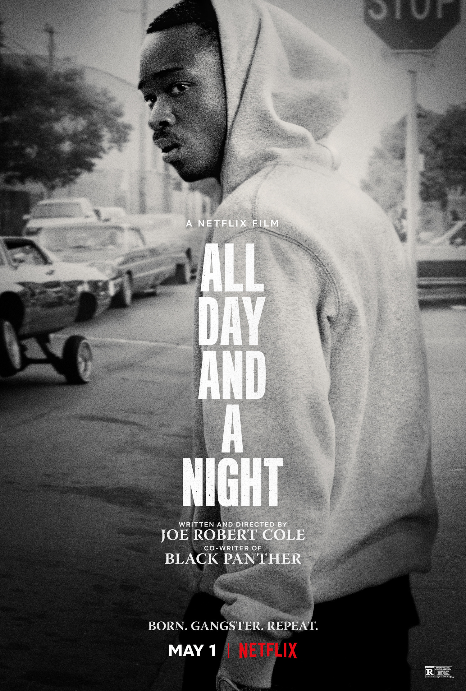 Ashton Sanders in All Day and a Night (2020)