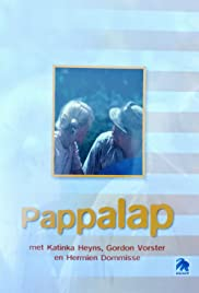 Pappa Lap: 'n Verhaal van 'n pa en sy dogter Poster