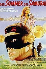 Der Sommer des Samurai Poster