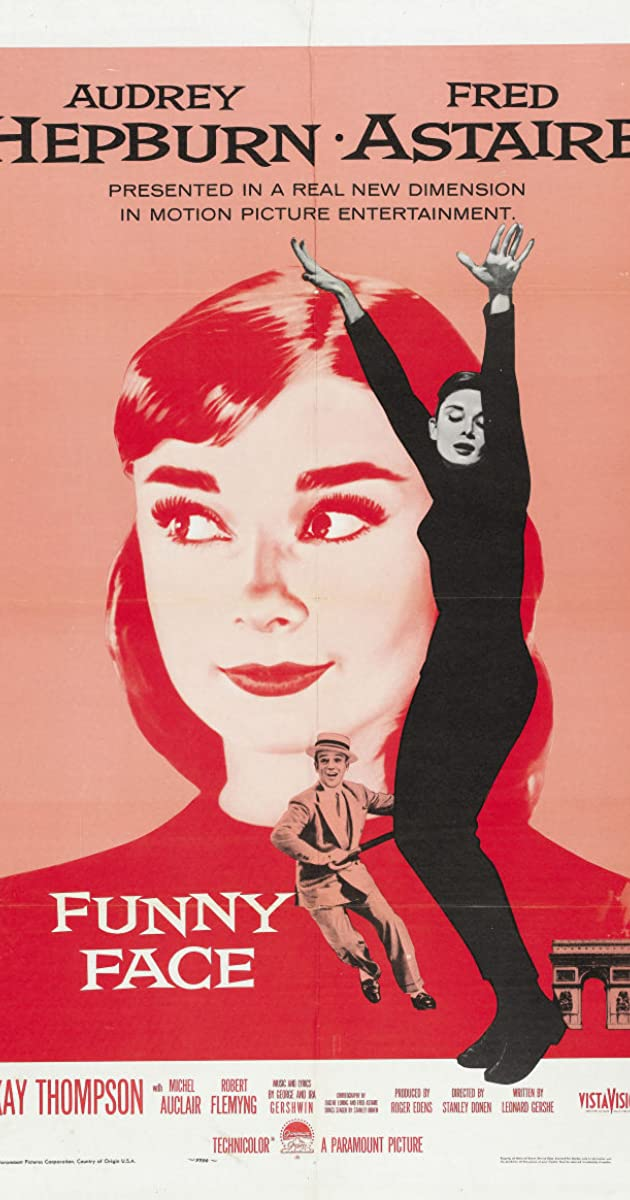 Subtitle of Funny Face
