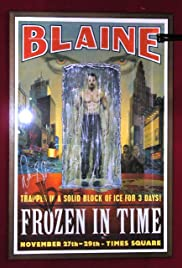 David Blaine: Frozen in Time Poster
