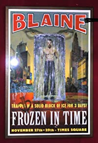 Primary photo for David Blaine: Frozen in Time