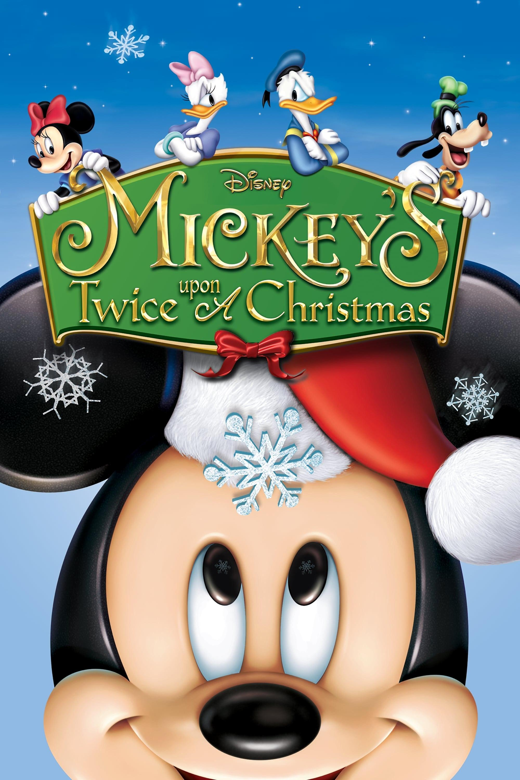 Image result for mickey's twice upon a christmas
