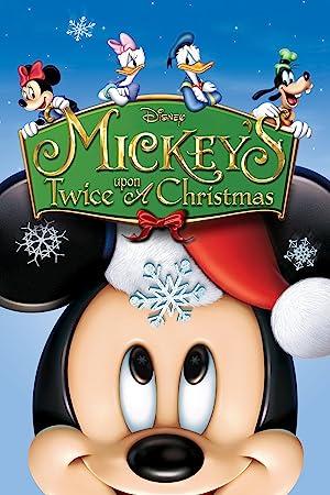 مشاهدة فيلم Mickey's Twice Upon a Christmas 2004 مدبلج أونلاين مترجم