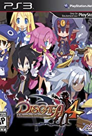 Disgaea 4: A Promise Unforgotten Poster