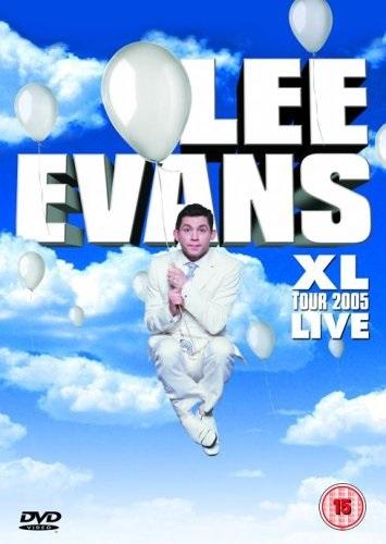 lee evans live in scotland movie