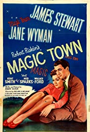 Magic Town (1947) Poster - Movie Forum, Cast, Reviews