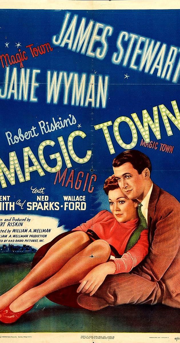 Magic Town (1947) - IMDb