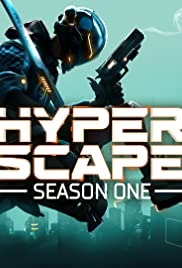 Hyper Scape Poster