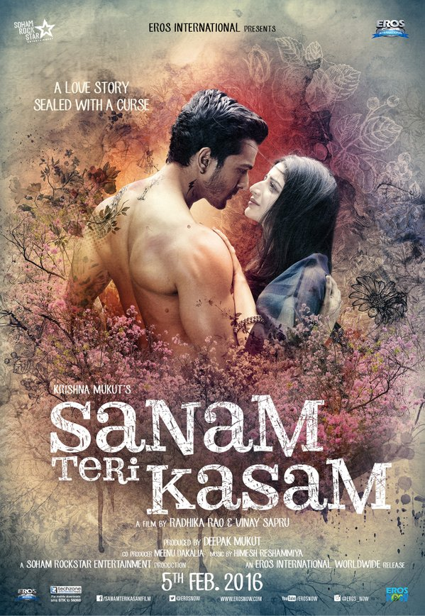 Sanam Teri Kasam (2016) Hindi 720p HDRip x264 1 3GB MSubs