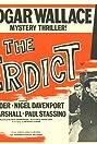 The Verdict (1964) Poster