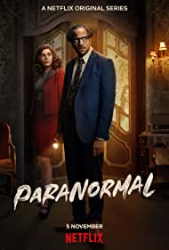 Razane Jammal and Ahmed Amin in Paranormal (2020)