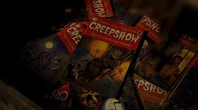 Imagens do Creepshow Dublado Online