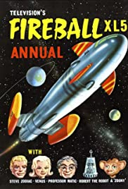Fireball XL5 Poster - TV Show Forum, Cast, Reviews