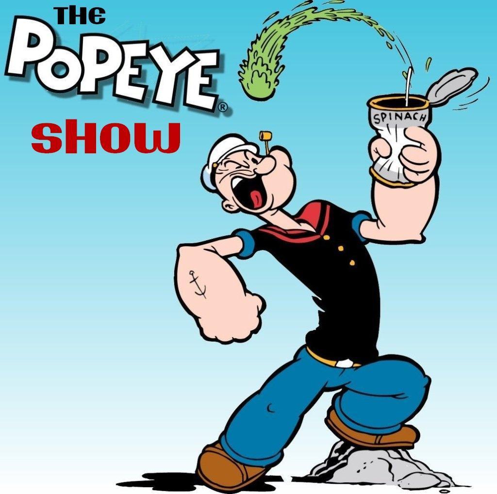 The Popeye Show (TV Series 2001– ) - IMDb