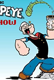 The Popeye Show Poster