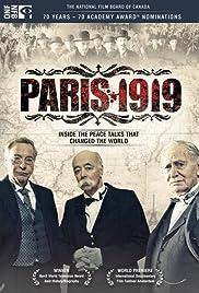 Paris 1919: Un traité pour la paix Poster